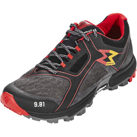 Garmont 9.81 Fast Chaussures Homme, dark grey/red